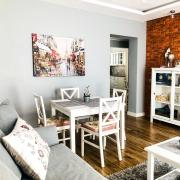 Apartament LUSCINIA z 2 sypialniami