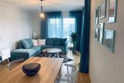 5th floor Big balkoon Near park and Baltic sea Nice view Privat parking place