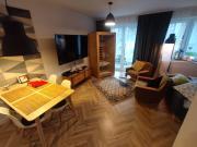 Apartament Retro DeLuxe z Sauną 5D Apartamenty