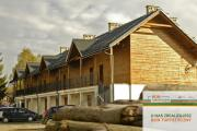 Dom na Skale Apartamenty w Bieszczadach nad Soliną