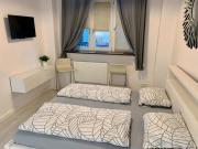 Nowoczesny apartament Targi MTP I PKP