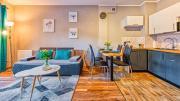 Apartament Spokojny Holiday Mountain Residence 5D Apartamenty