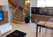 Apartament Platinum Dwupiętrowy z Garażem