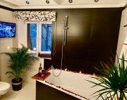 Holiday Lux Apartment Kaszubska Residence Wyjątkowy dla zakochanych wanna dla dwojga Wifi TV50