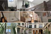 Le Studio de Martine 9e Paris 5 min à pied du Moulin Rouge 15 min à pied des Galeries Lafayette et de Montmartre
