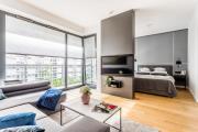 PO Apartments Grzybowska LUX