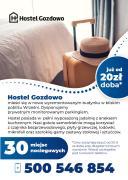 Hostel Gozdowo