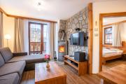 Family Apartments in Mountain Hotel