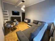 Apartament Deluxe w Bielawie Widok na Góry Sowie [F21]