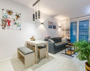Apartament Gdynia Bałtyk