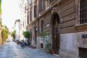 Sonder at S Maria Trastevere