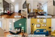 BDC Residenza Valadier 3 double and 3 bathrooms apt