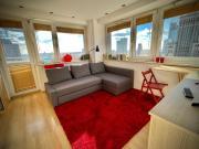 Super Apartament RED Centrum Best View in Town 2x Metro WiFi Netflix