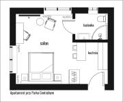 DK Premium Apartament przy Parku Centralnym