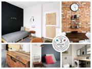 3 Kolory pokoje w mieszkaniu współdzielonym