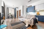 Modern and Comfortable Golden ApartmentsTerrace