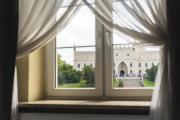Apartamenty z widokiem na Zamek Apartments with a view of the Castle