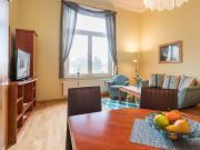 Kaiservillen Heringsdorf Appartement mit 1 Schlafzimmer Ik4