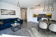 Apartament VILLA PARK przy plaży z widokiem na jezioro taras 50 m2