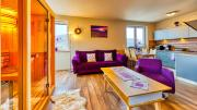 Apartament Lawendowy Relaks z Sauną 5D Apartamenty