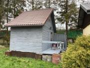 Drewniany Domek w Łeba