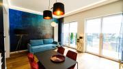 Granatowy Apartament