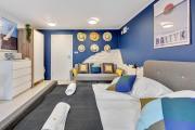 Apartament w Sopocie w przyziemiu · basement ·