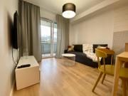 Comfortable apartments Warsaw West III
