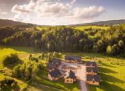 OSADA PODRÓŻNIKA Całoroczne Domki Drewniane