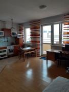 Quiet studio in a green part of Mokotow