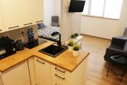 Apartament Szczecin Kobalt Wyzwolenia