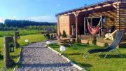 Uroczy domek na Kaszubach