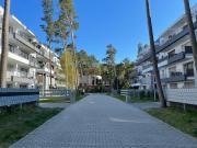 Apartament Baltic Park z ogrodem Pogorzelica