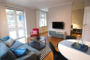 Entry Apartment with garden in Sopot