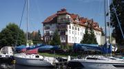 Prywatny apartament z widokiem na wodę i port