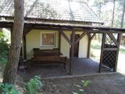 Domek nad jeziorem Wersminia Ośrodek Wczasowy