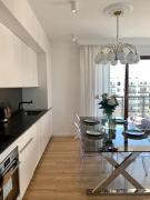 Francuski Apartament z widokiem na Zatokę Gdańską Zajezdnia Wrzeszcz