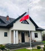 Dom z Flagą