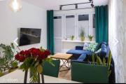 Przytulny przestronny apartament w centrum