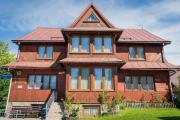 9 Sił Drewniany Dom