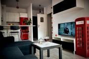 Uroczy apartament z tarasem Apart with terrace