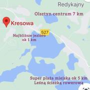 Dom na Warmii w Olsztynie