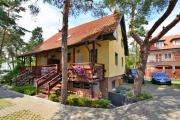 Semidetached house Pobierowo
