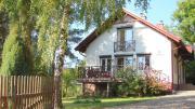 Dom nad jeziorem Lewinko Kaszuby