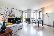 Three bedrooms apartment in Milan