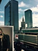 Panoramic Views Warsaw City Centre