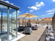 Trastevere Roof Terrace Apartment