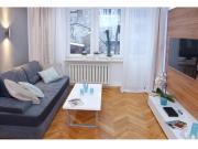 Srebrna Warsaw Apartment