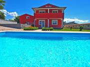 Apartment with pool 1138