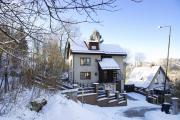 Dom na wzgórzu